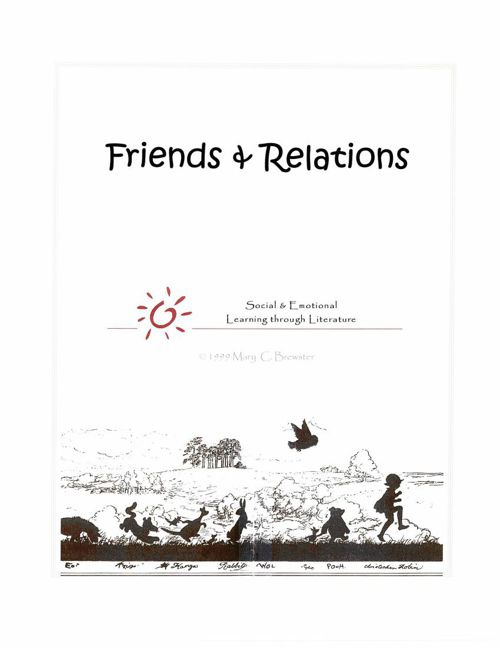 Friends and Relations Final