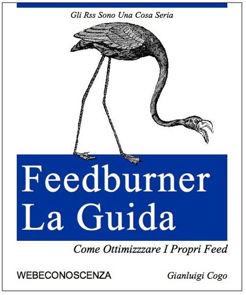 La guida di Feedburner