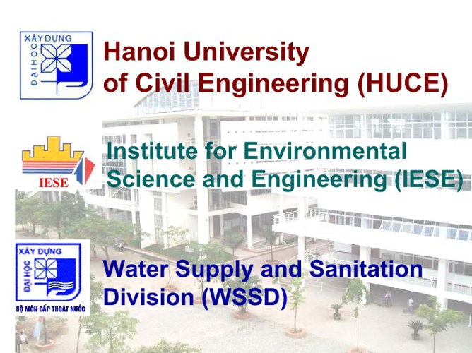 An introduction to Water supply and Sanitation Division