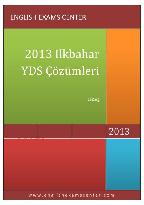 2013 yds