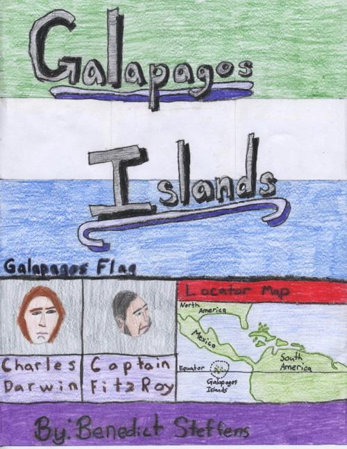 Benedict, Steffens Galapagos Island E-Book