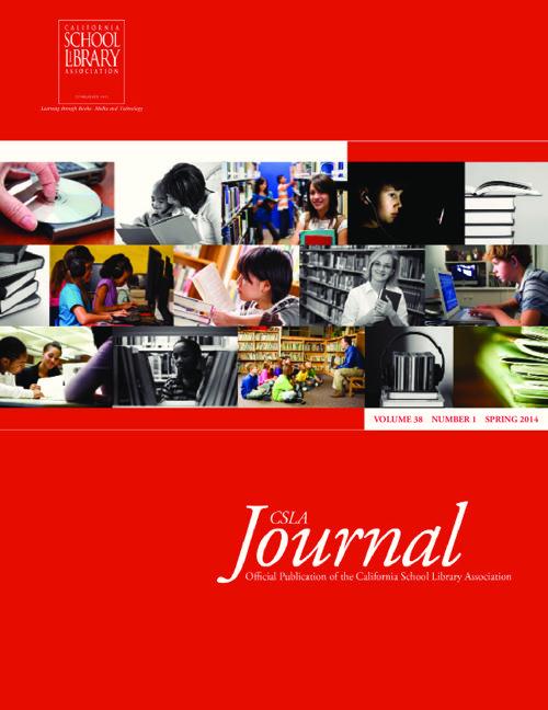 2014 Spring Journal 38(1)