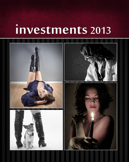 AngylRavyn Photography Boudoir Investment Guide