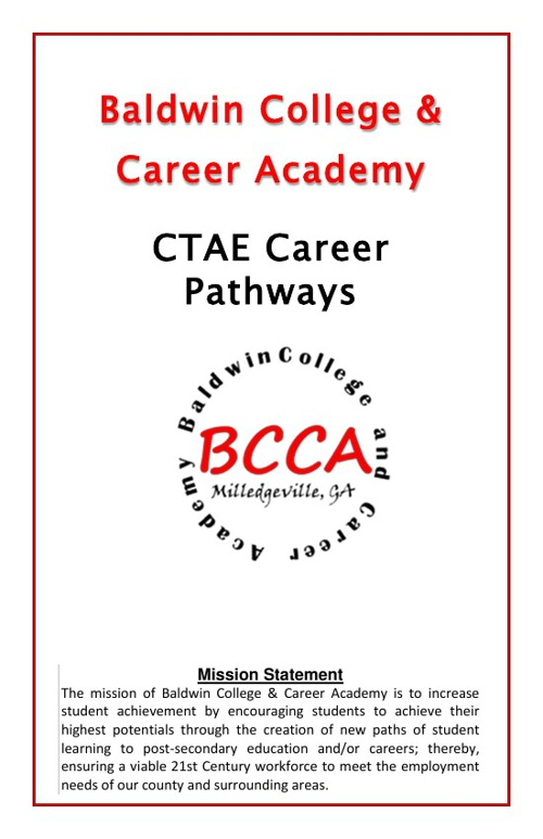 Middle School Brochure-BCCA