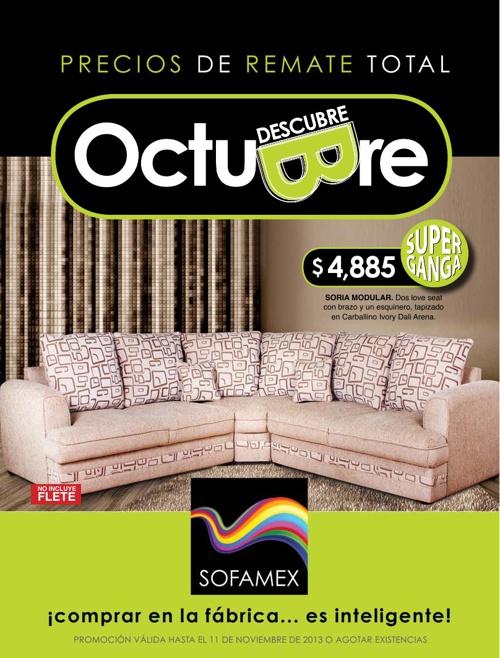Catálogo Sofamex OCTUBRE