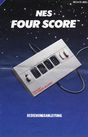 Nintendo Four Score