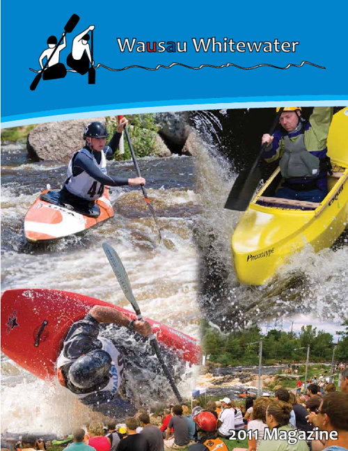 Wausau Whitewater Magazine 2011