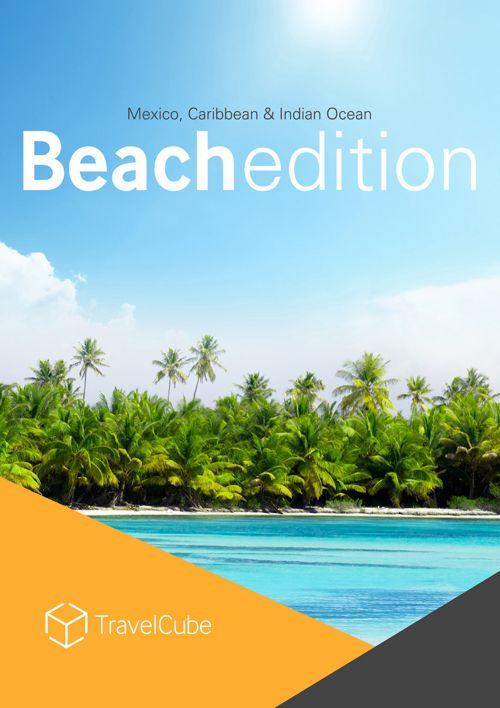 TCUBE Beach Brochure New Brand