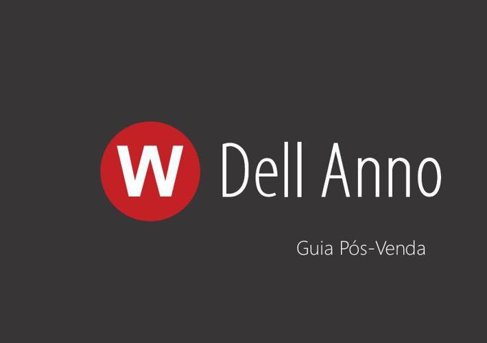 Guia Pós-Venda - W Dell Anno - A5