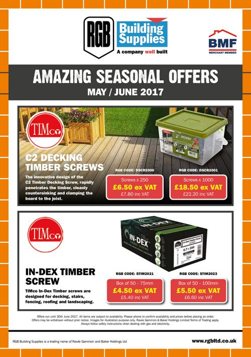 May June Offer Booklet 2017