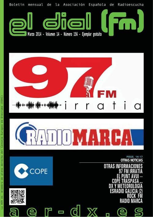 El Dial (fm) MARZO 2014
