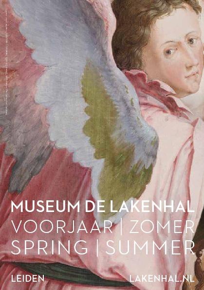 MUSEUM DE LAKENHAL - LENTE l ZOMER