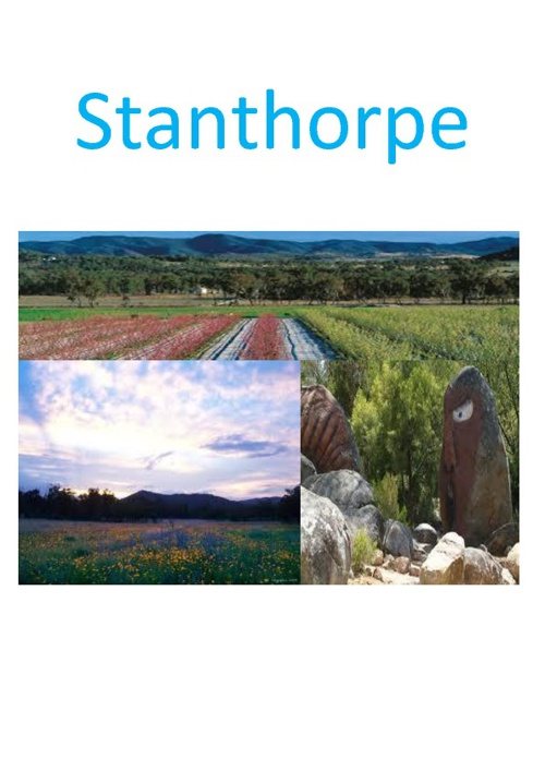 Stanthorpe And The Surroundings
