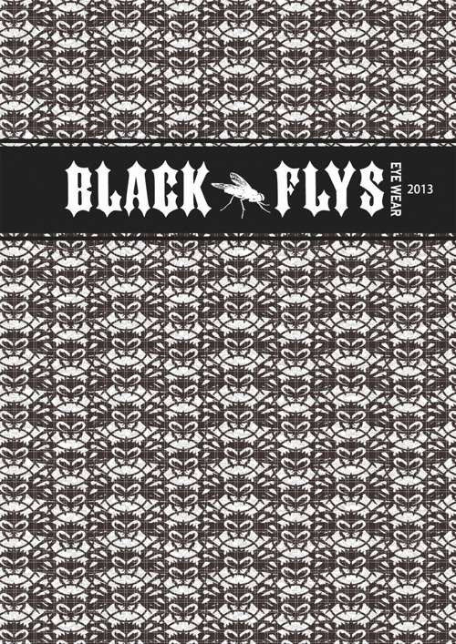 BLACFLYS 2013 CATALOG