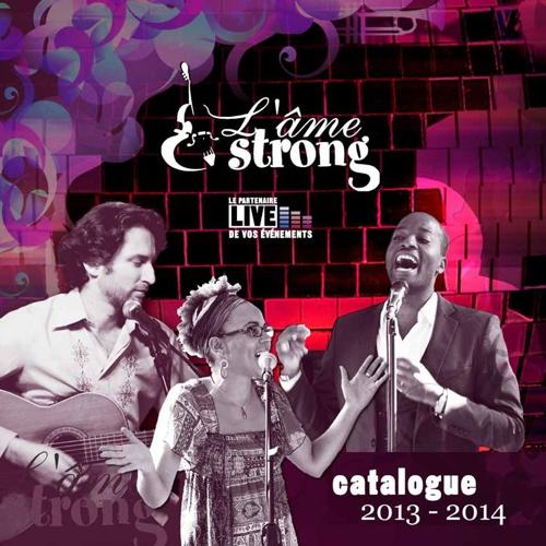 Catalogue l'Âme Strong 2013-2014