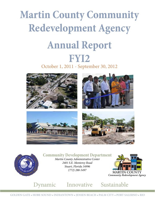 2012 CRA Report