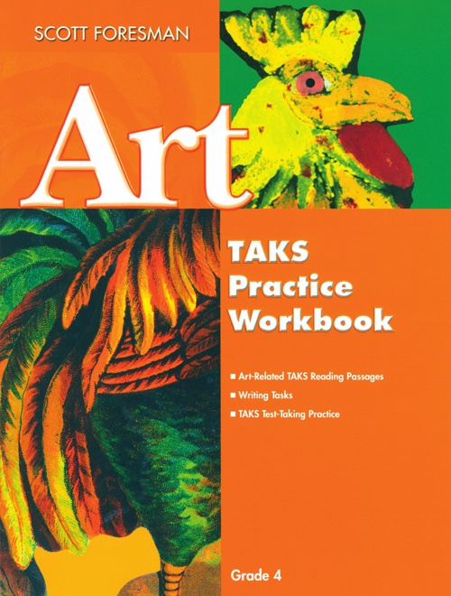 ART WORKBOOK GRADE 4