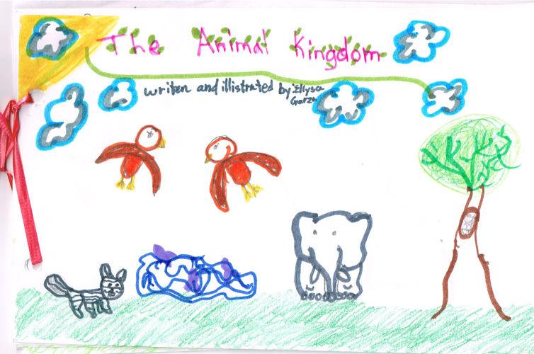 The Animal Kingdom By Ellysa Garza