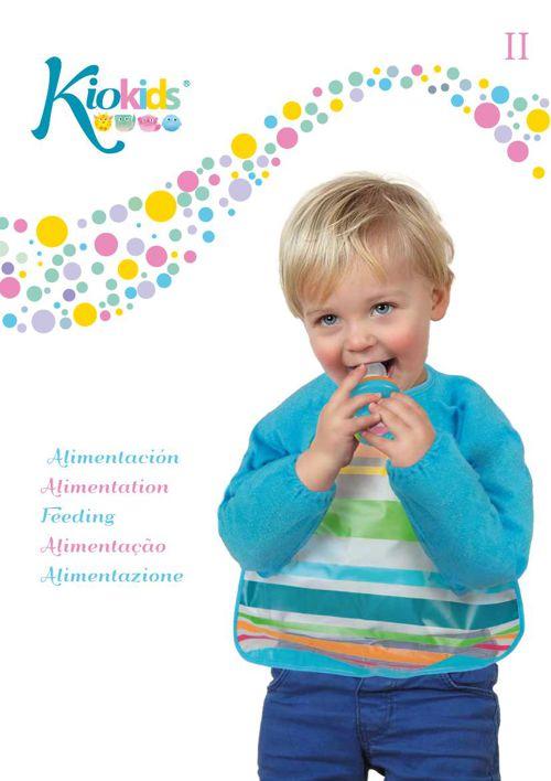 Catálogo kiokids alimentación