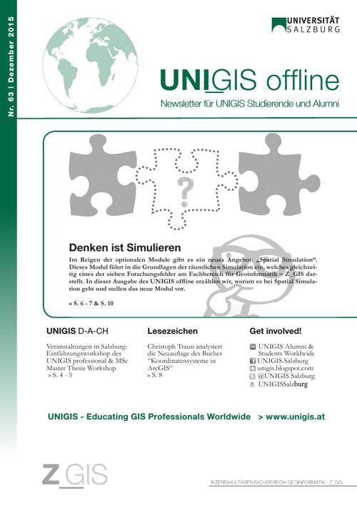 UNIGIS offline 04/2015