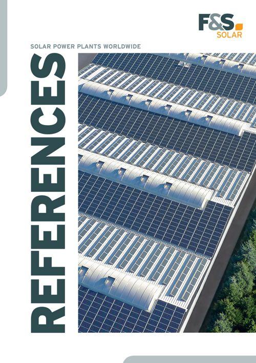 F&S solar concept- Referenzen - Dachanlagen