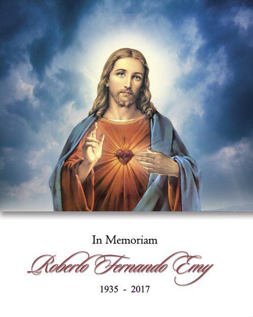 Memorial Card for Edilberto N. Larga
