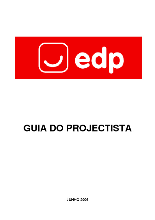 Guia do Projectista