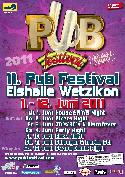 Pub Festival Wetzikon