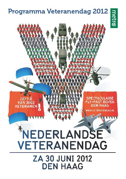 Programma Veteranendag 2012