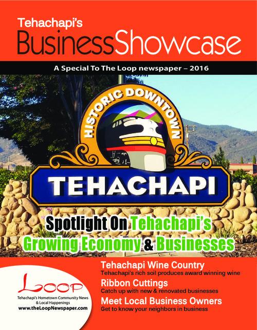Tehachapi's Business Showcase 2016