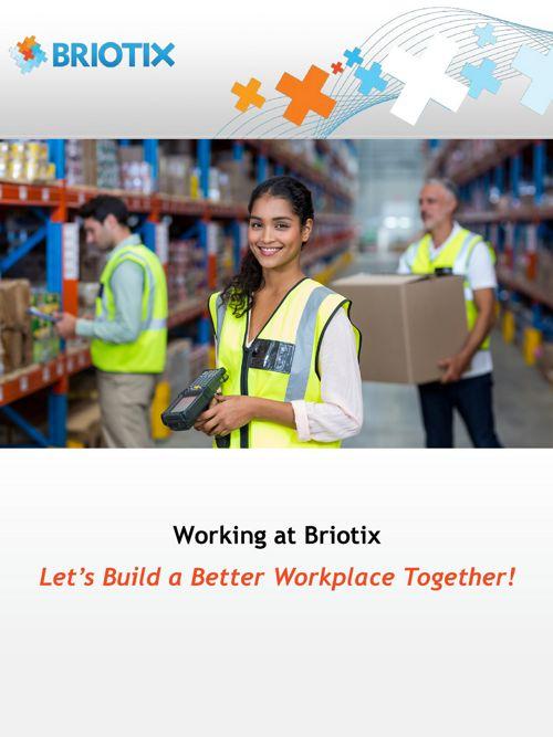 Work with Briotix
