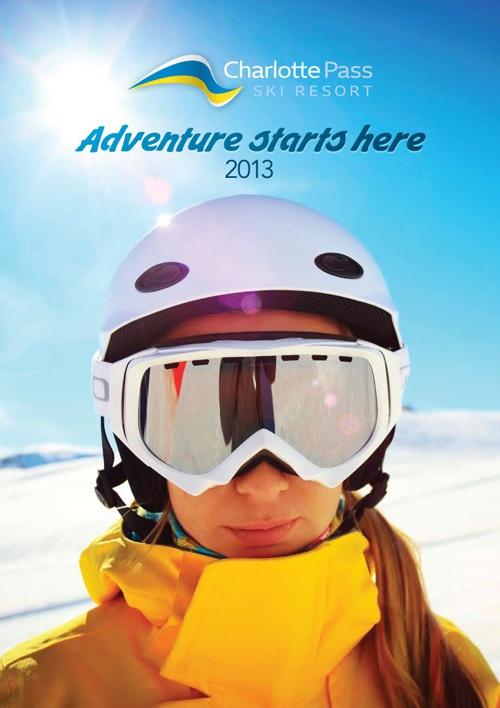 Charlotte Pass Ski Resort 2013 Winter Planner