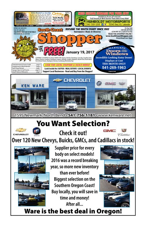South Coast Shopper e-Edition 1-19-17
