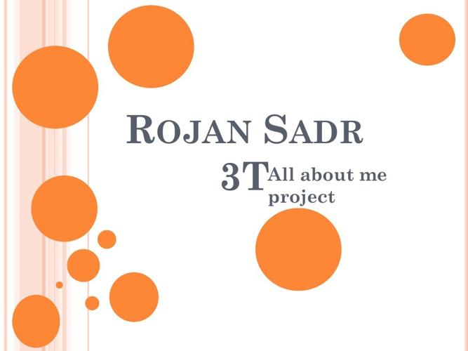 Rojan Sadr