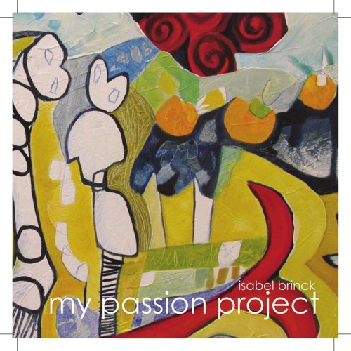 """My Passion Project ""catalog"