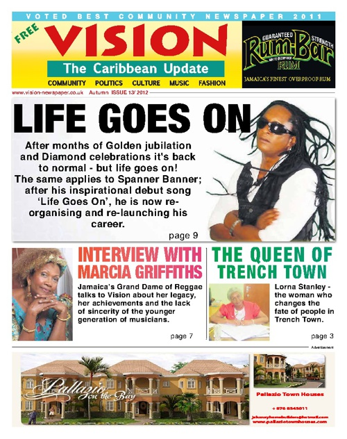 VISION NEWSPAPER ISSUE 13