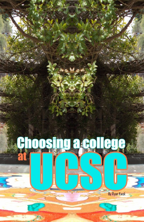 Choosing a College at UCSC
