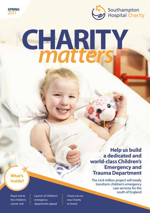 CHARITY MATTERS SPRING 2017