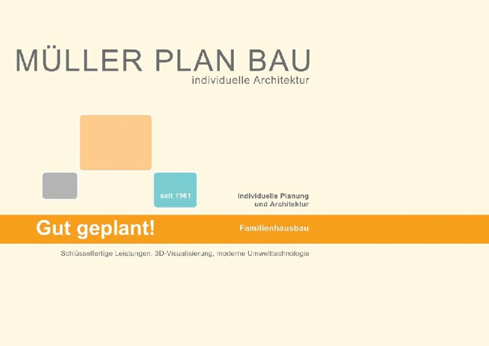 Müller Plan Bau