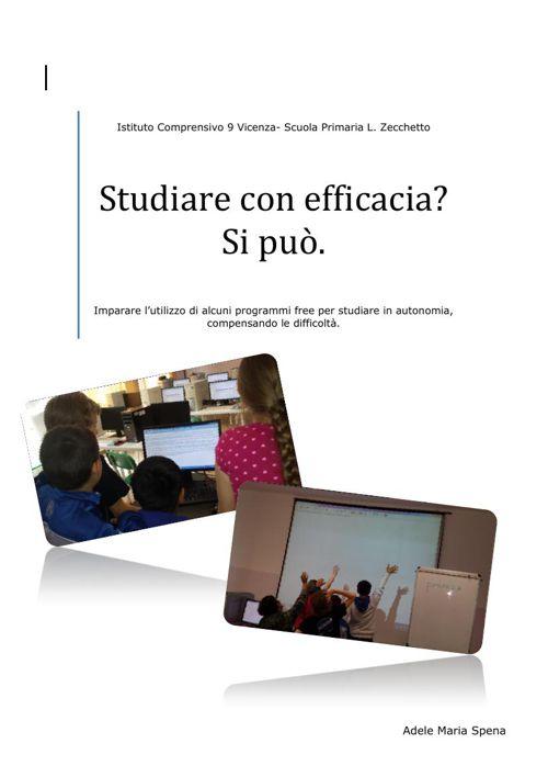 Studiare con efficacia_attività