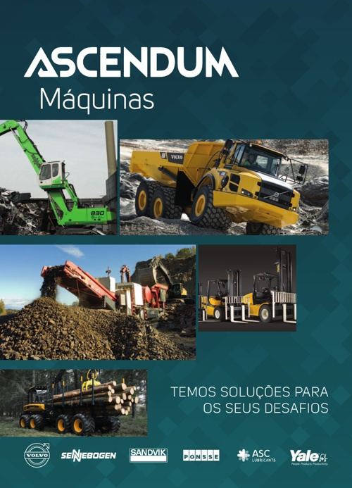 Ascendum Máquinas 2013