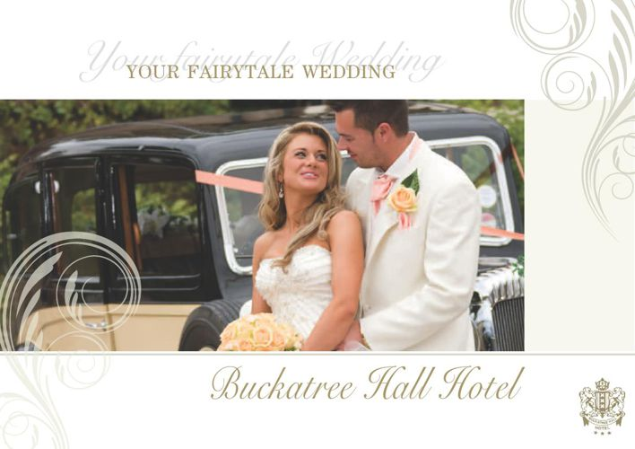 Buckatree Hall Hotel Wedding Brochure