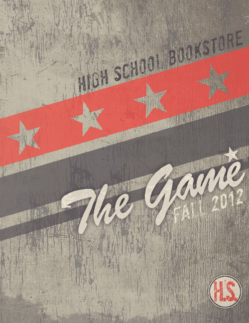The Game Fall 2012 High School Catalog