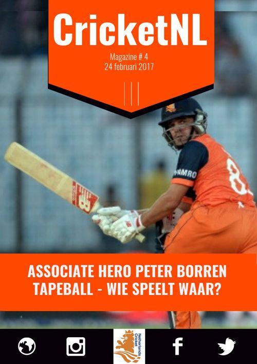 CricketNL Magazine #4 '17