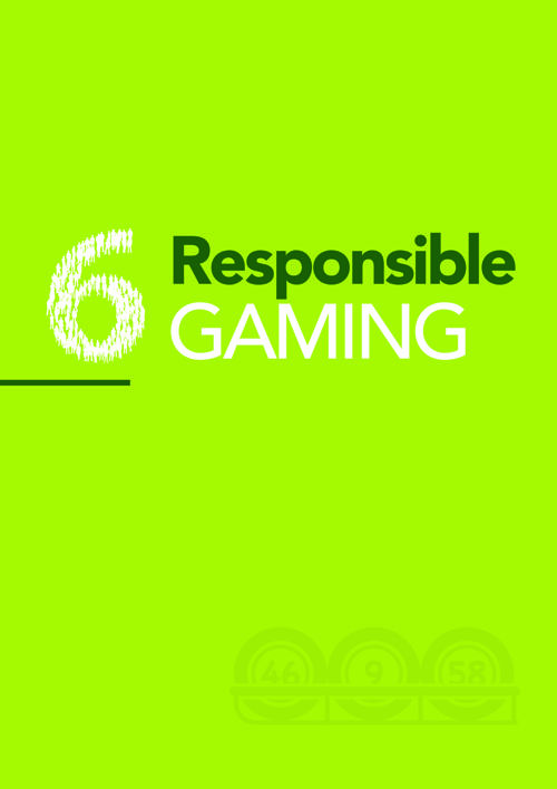 6. RESPONSIBLE GAMING