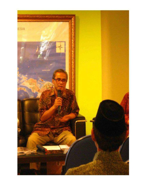 AYAT AYAT SASTRA PARA SASTRAWAN INDONESIA (OLEH: ADEK ALWI)