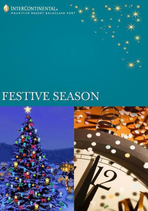 Festive Season 2014