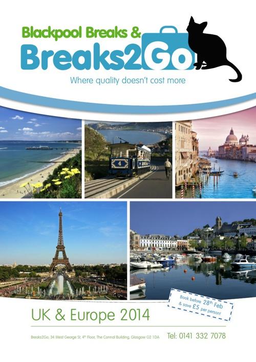 Breaks2Go 2014