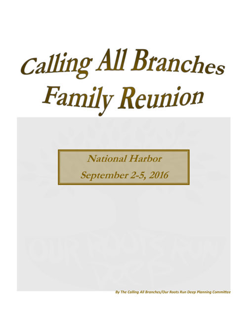 Registration Reunion Packet without planning committee-CAB