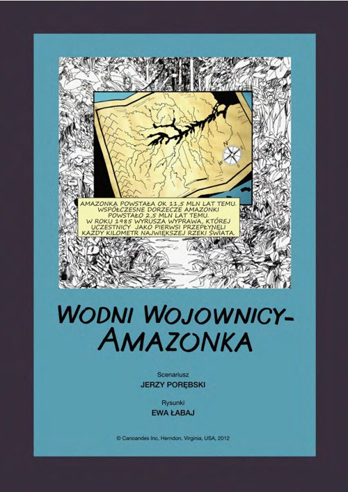 Wodni Wojownicy - Amazonka